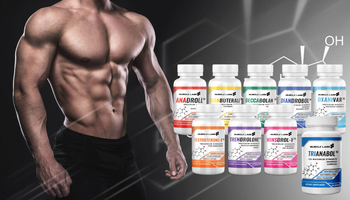 Introduction to legal steroids for men